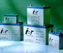 Gel valve regulated lead acid battery range